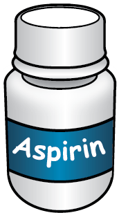 Take a daily aspirin if your doctor advises it.